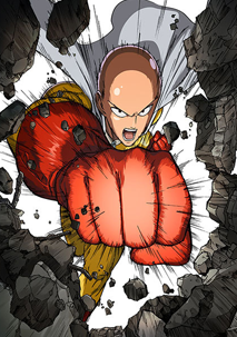 Аниме Ванпанчмен 2 сезон / One Punch Man 2 сезон