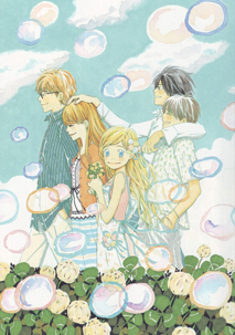 Мед и клевер / Honey and Clover (1 сезон)